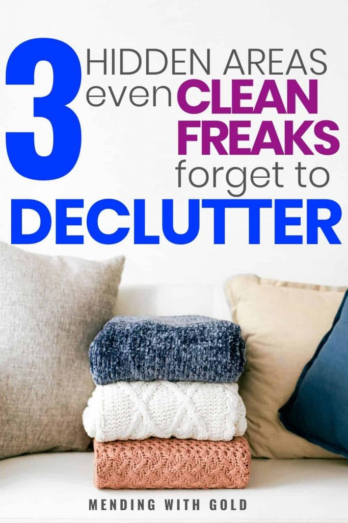 declutter your life check list