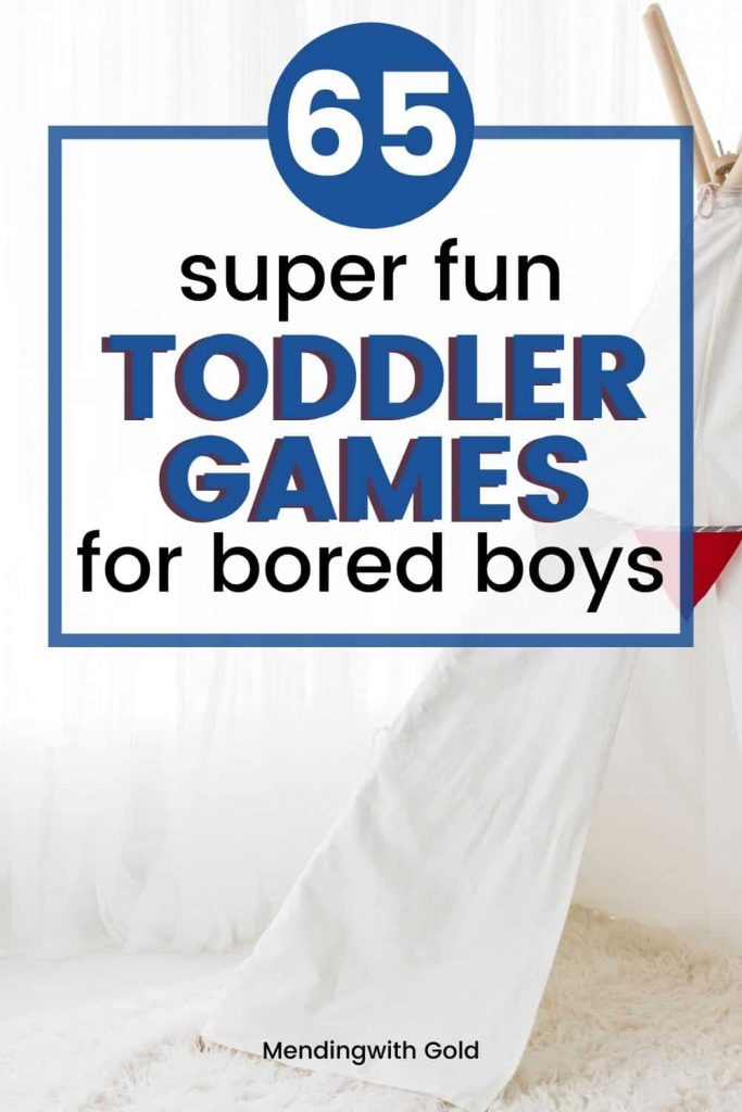 toddler games for boys